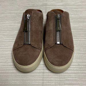 New Fry Lena Platform Sneaker Mule 9.5